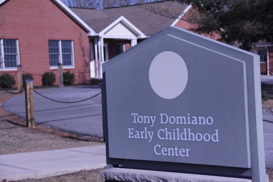 Tony+Domiano+Early+Childhood+Center+to+close+at+end+of+semester