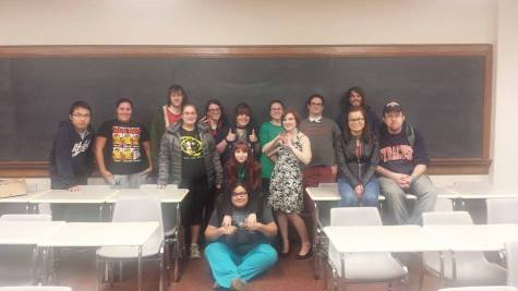 Group Spotlight - Anime and Japanese Culture Club