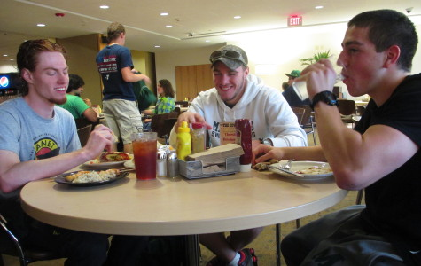 Day in the Life of Student Athlete: Kevin Drennen