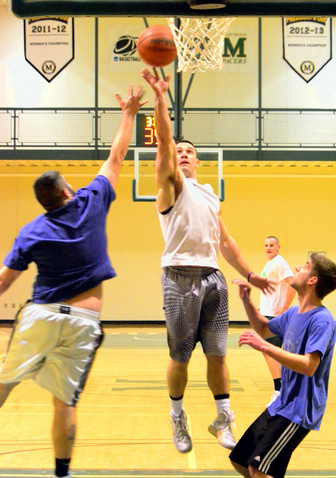 Intramural basketball season to begin at Marywood