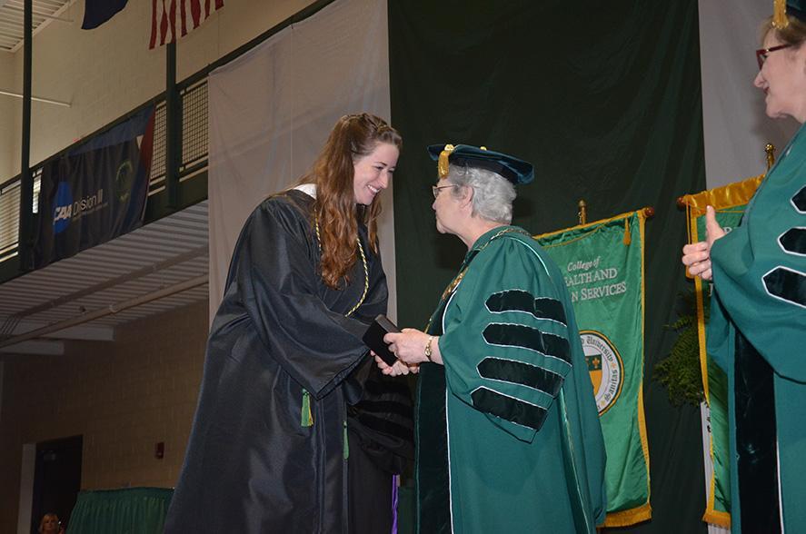 Marywood says goodbye, empowers its graduates