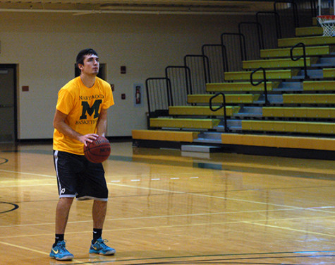 10 Questions with an Athlete: Cory Callejas, Basketball