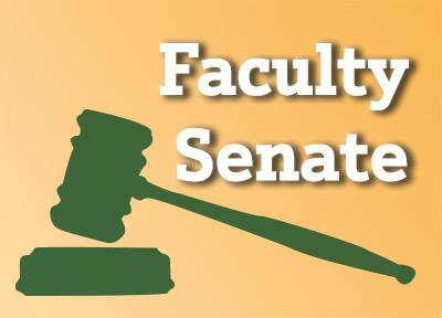 NEWS BRIEF: Faculty Senate holds last meeting of semester