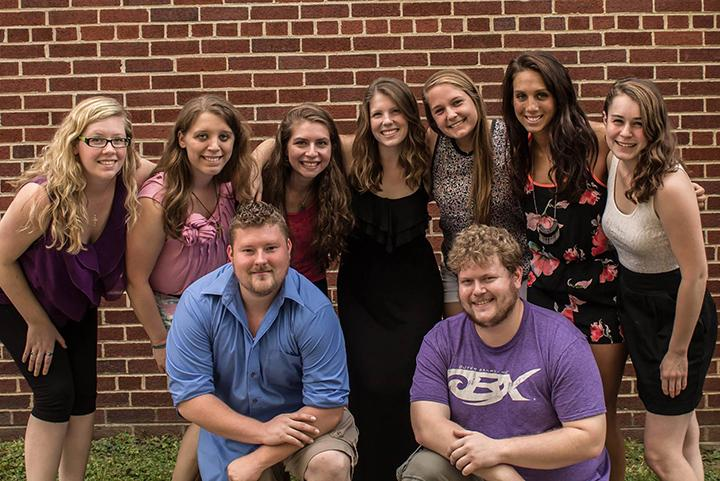 This months group spotlight is the Music Therapy Club, here are some Seniors.
