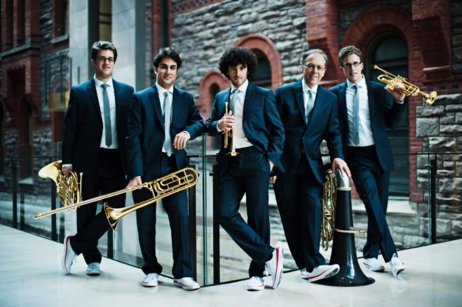 Canadian+Brass+quintet+at+Marywood%3A+a+rare+opportunity+for+world-famous+entertainment