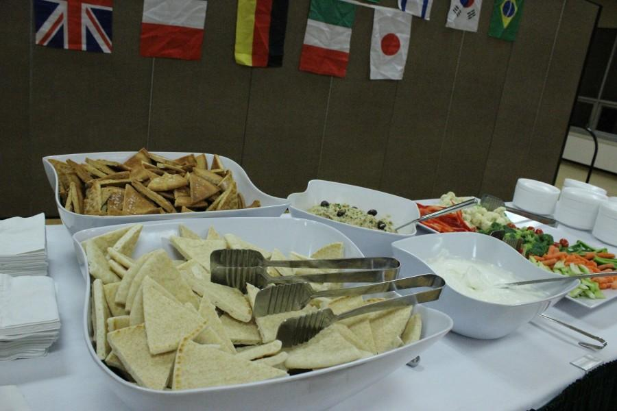 Cultures and religions blend at International Dinner