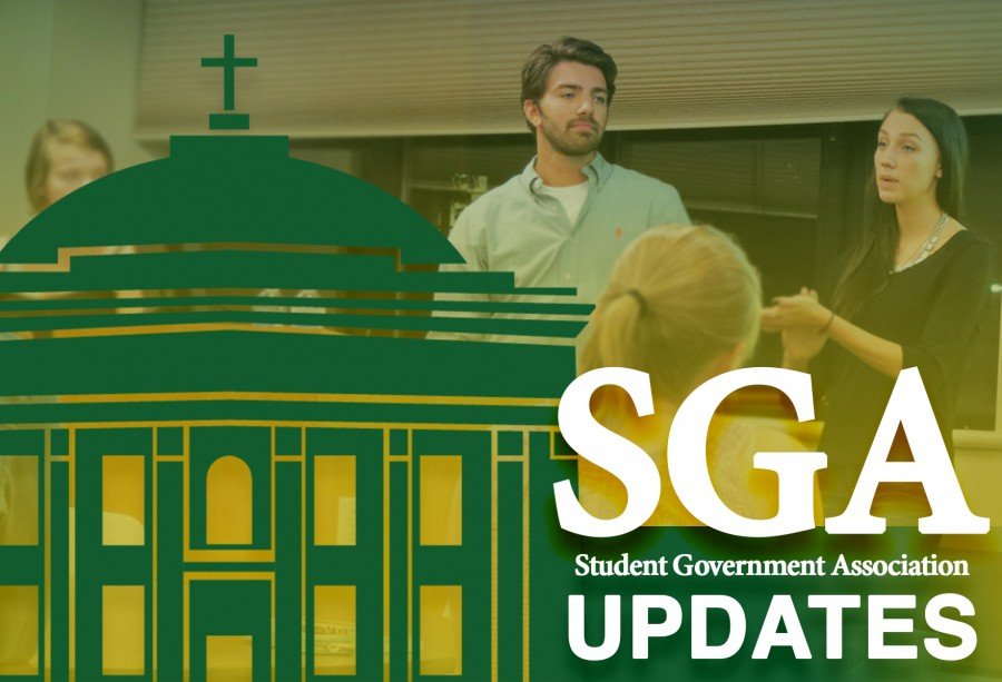 SGA+discusses+presidential+search