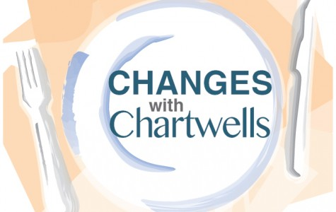 Chartwells announces different hours, prices, new food selections