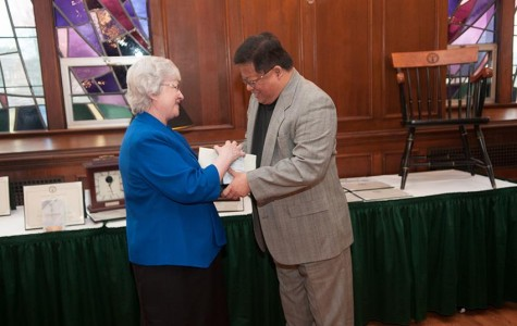 News Brief: Marywood faculty and staff honored for years of service