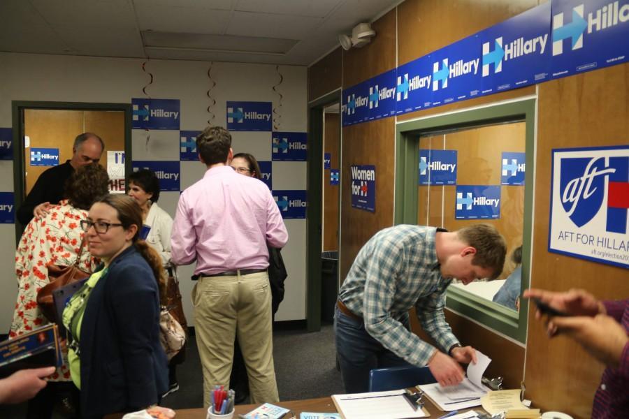 Hillary+For+America+opens+regional+office+in+Scranton