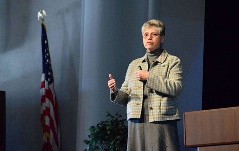 NEWS BRIEF: Sister Mary Persico named President of Marywood University