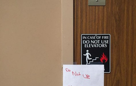 NEWS BRIEF: Liberal Arts Center elevator out of service