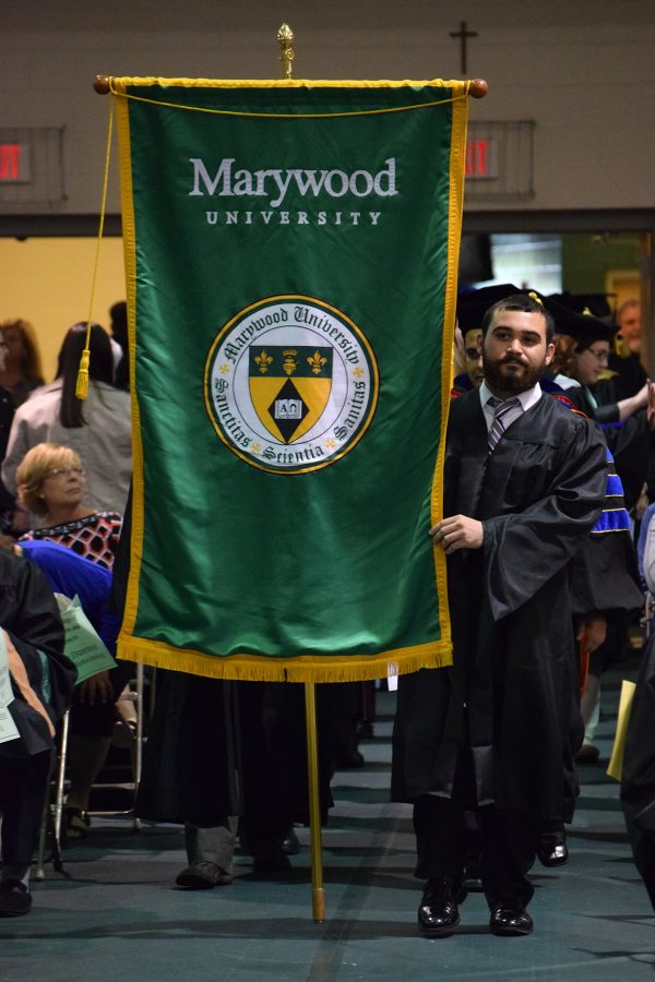 The Undergraduate and Graduate Hooding and Honors Ceremonies were held on Friday, May 13 in the Center for Athletics and Wellness. Commencement was held the following day at 1 p.m. at the Mohegan Sun Arena.