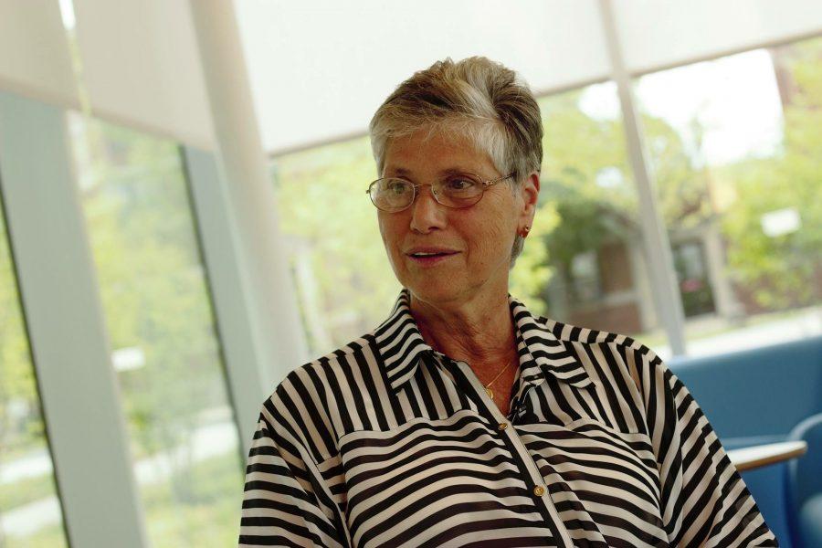 Sr. Mary Persico, IHM, Ed.D, president of Marywood