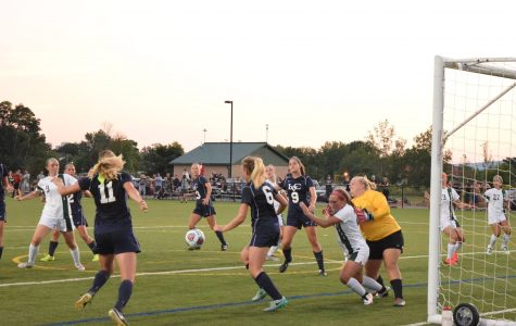 SPORTS BRIEF: Women's soccer falls to Lebanon Valley in home opener