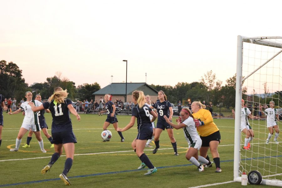 SPORTS+BRIEF%3A+Women%E2%80%99s+soccer+falls+to+Lebanon+Valley+in+home+opener