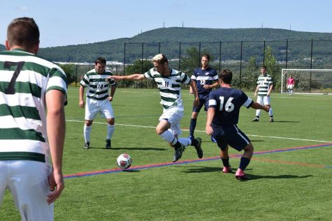 SPORTS BRIEF: Men's soccer gets an unlikely boost to push past Wilkes University