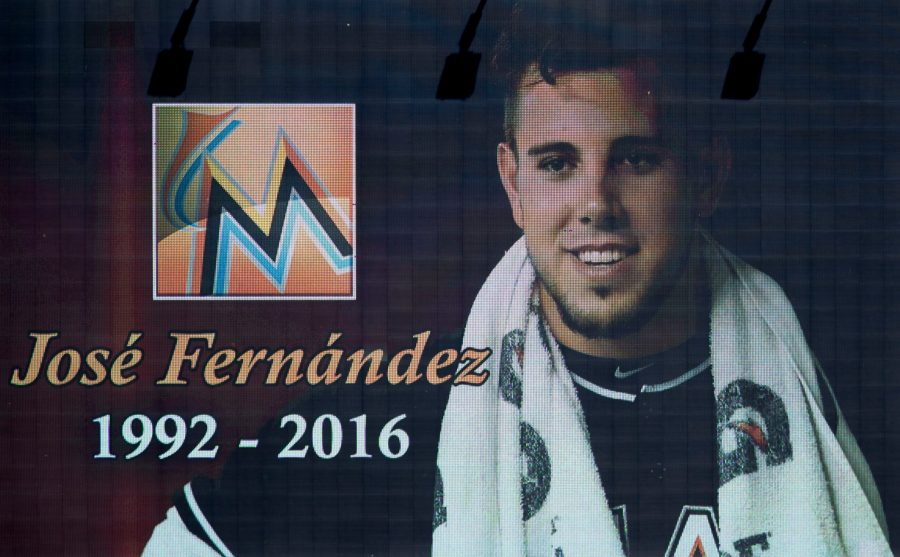 By Keith Allison from Hanover, MD, USA - Jose Fernandez Tribute, CC BY-SA 2.0