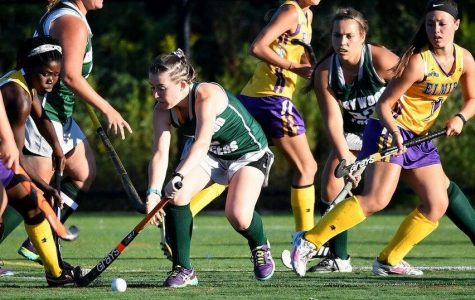SPORTS BRIEF: Field hockey bounces back with victory over Elmira College