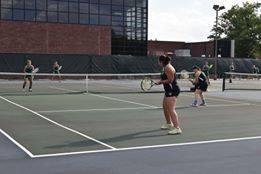 SPORTS BRIEF: Women's tennis blanks Cedar Crest in CSAC opener
