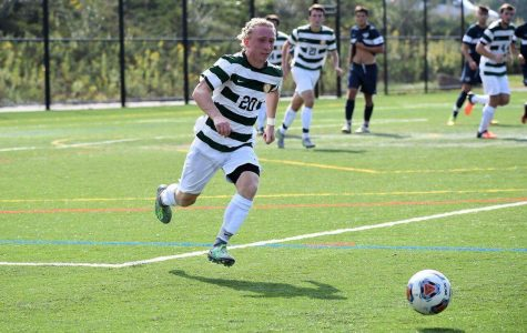 SPORTS BRIEF: Men's soccer breaks single-season scoring record in win
