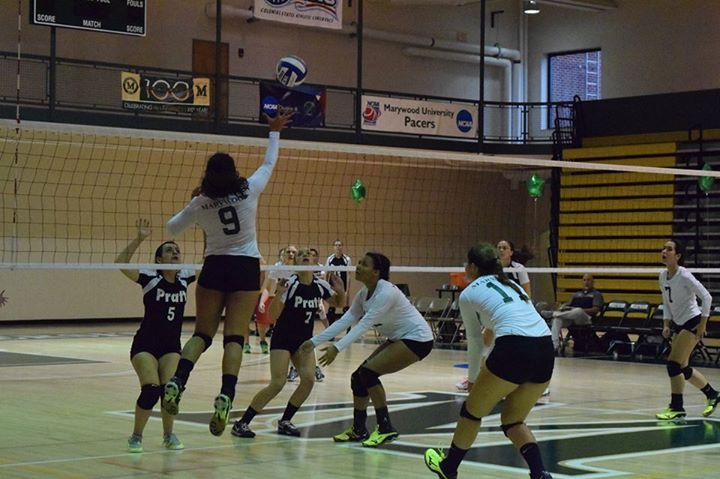 SPORTS+BRIEF%3A+Volleyball+sweeps+first+home+tri-match+of+the+season