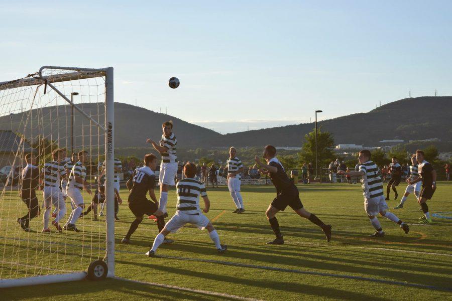 SPORTS BRIEF: Men's soccer falls to Arcadia University in season opener
