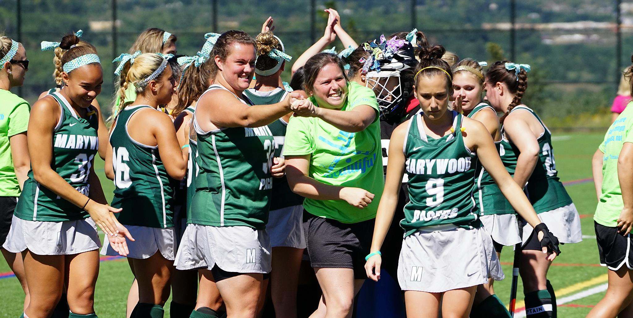 Photo courtesy of Marywood Athletics