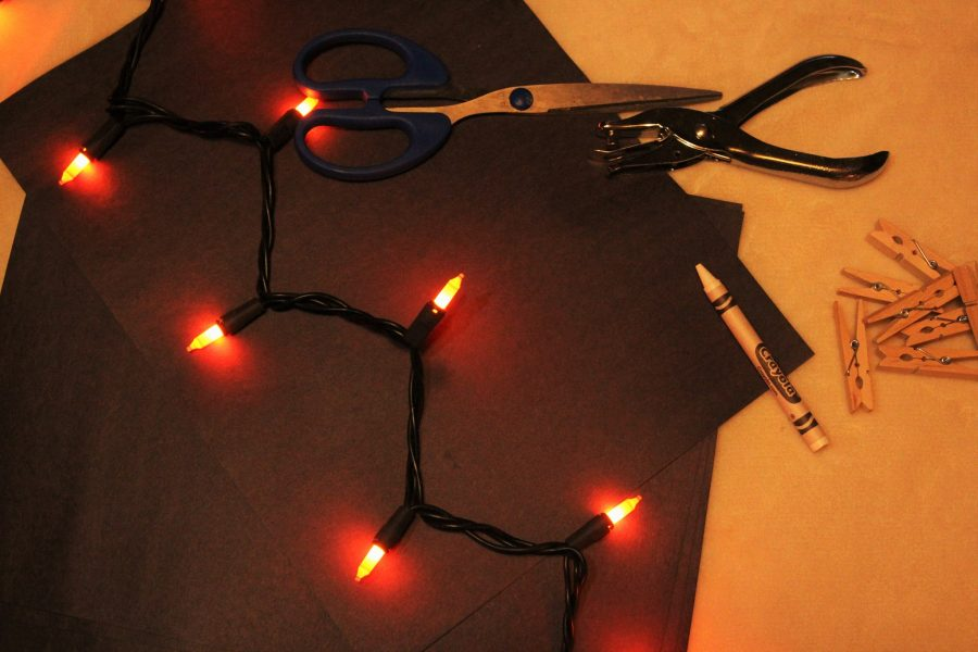 Pinning with Margaret: Halloween themed lights