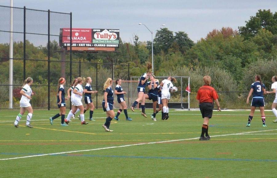 PACER SPORTS REPORT: Women's soccer clinches #1 seed, Driscoll notches 100th career win