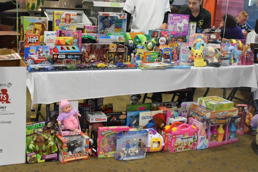 +Toys+for+children+of+all+ages+were+collected+at+the+Toys+For+Tots+drive+during+the+Nov.+open+house.