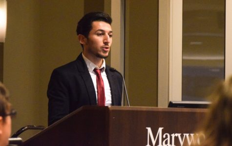 Marywood community shows support for refugees