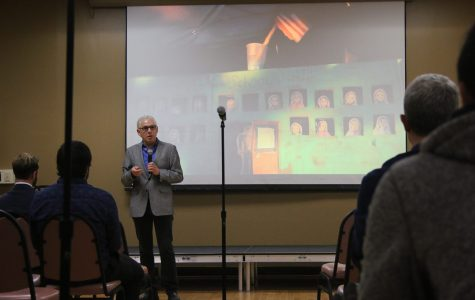 Kids for Cash film director visits Marywood