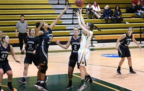 SPORTS BRIEF: Marywood basketball splits doubleheader