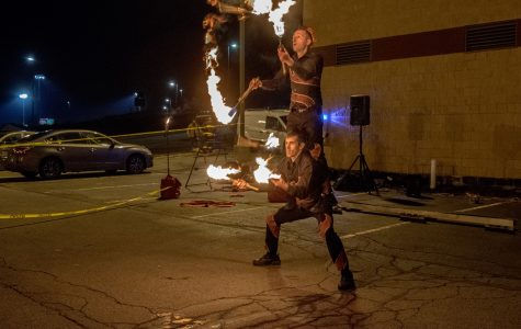 SAC holds Fire and Ice Fest as semester kickoff