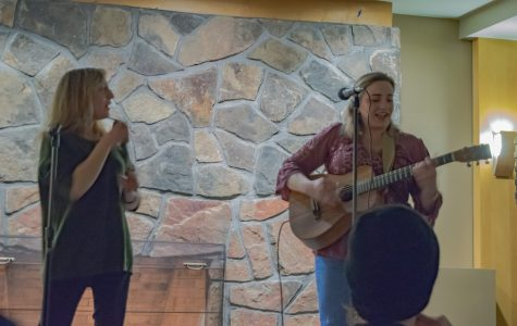 MU's only Coffeehouse gives students a chance to shine