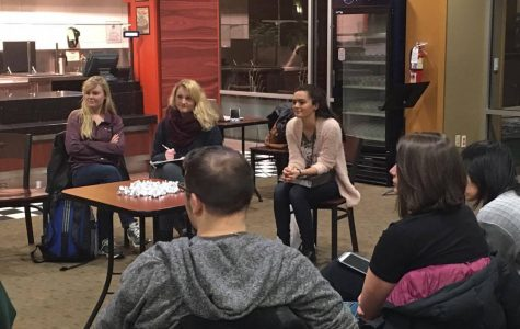 Romance Revolution hosts first meeting