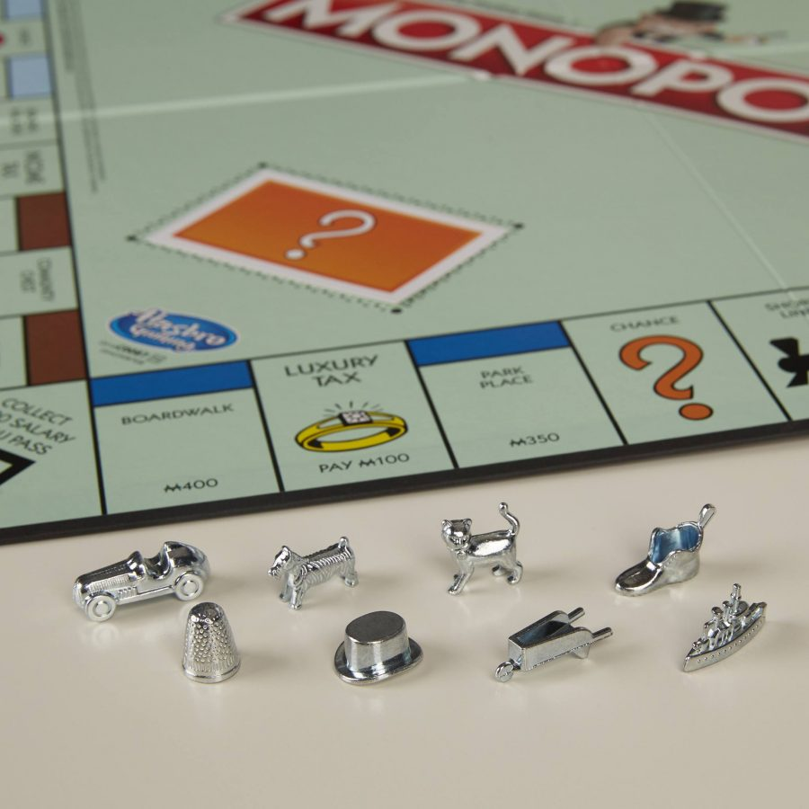 The+thimble+is+no+longer+a+Monopoly+game+piece