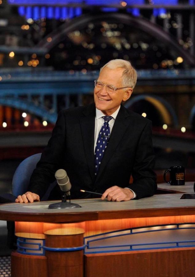 Photo+courtesy+of+the+official+Letterman+Twitter+page.