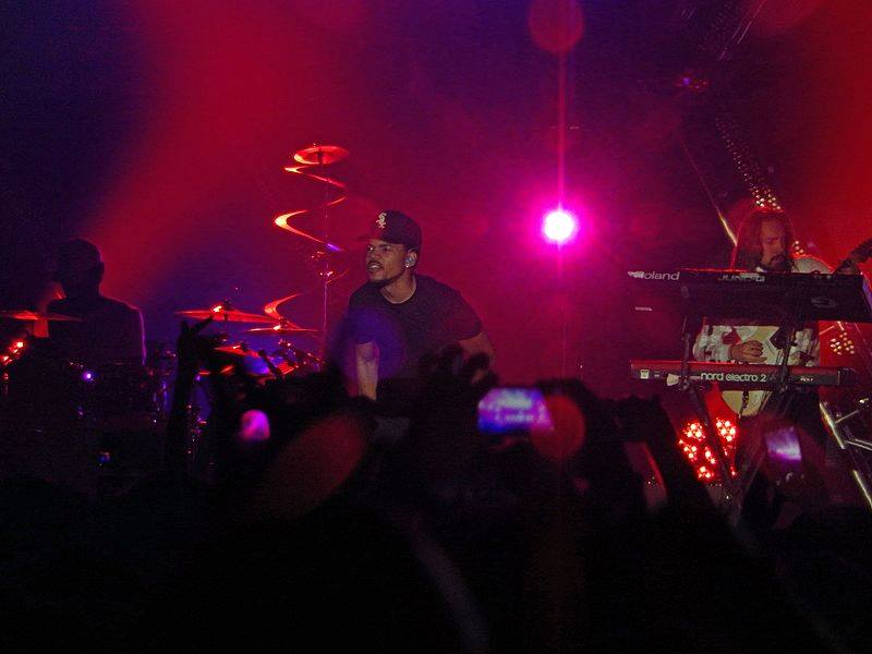 Chance+the+Rapper+performing+on+New+Year%27s+Eve+2015.+Creative+Commons+