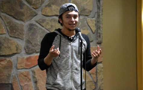 Story Slam returns to Marywood