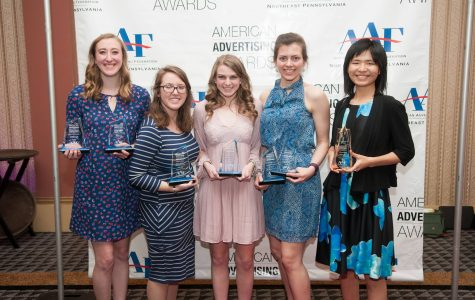 NEWS BRIEF: Students and faculty win at advertising awards
