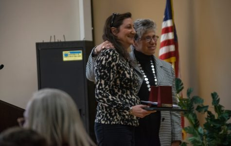 NEWS BRIEF: Faculty and staff recognized for service to Marywood