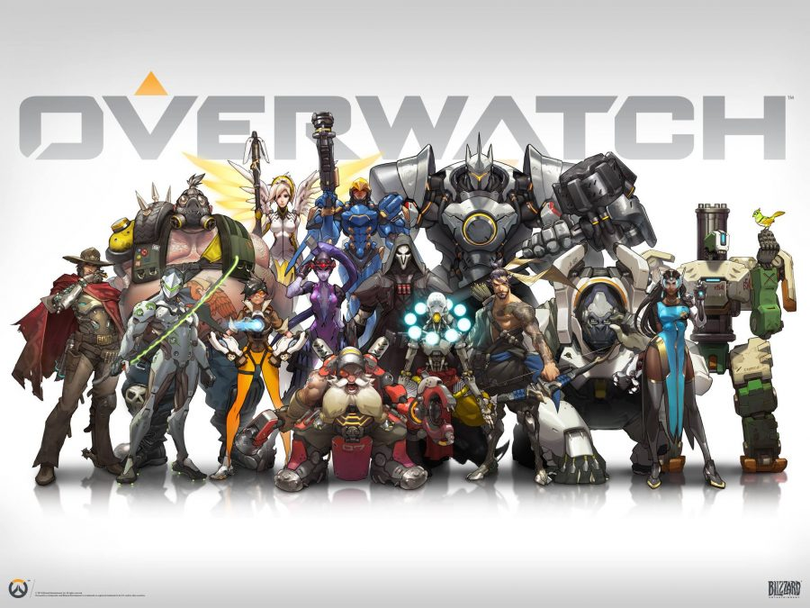 Blizzard+Entertainment+created+a+diverse+cast+of+unique+characters+for+%22Overwatch.%22+Credit+to+%22Overwatch%22+official+website+