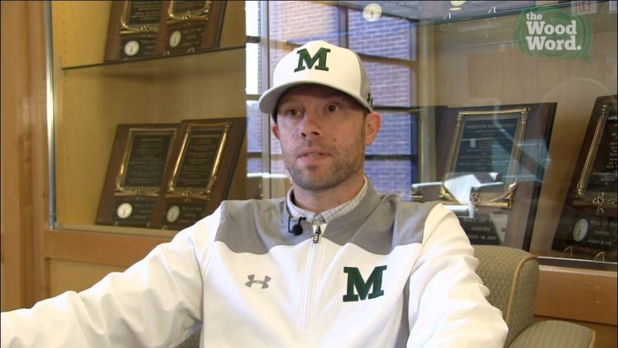 Jason Theil sat down with The Wood Word to discuss the baseball season.