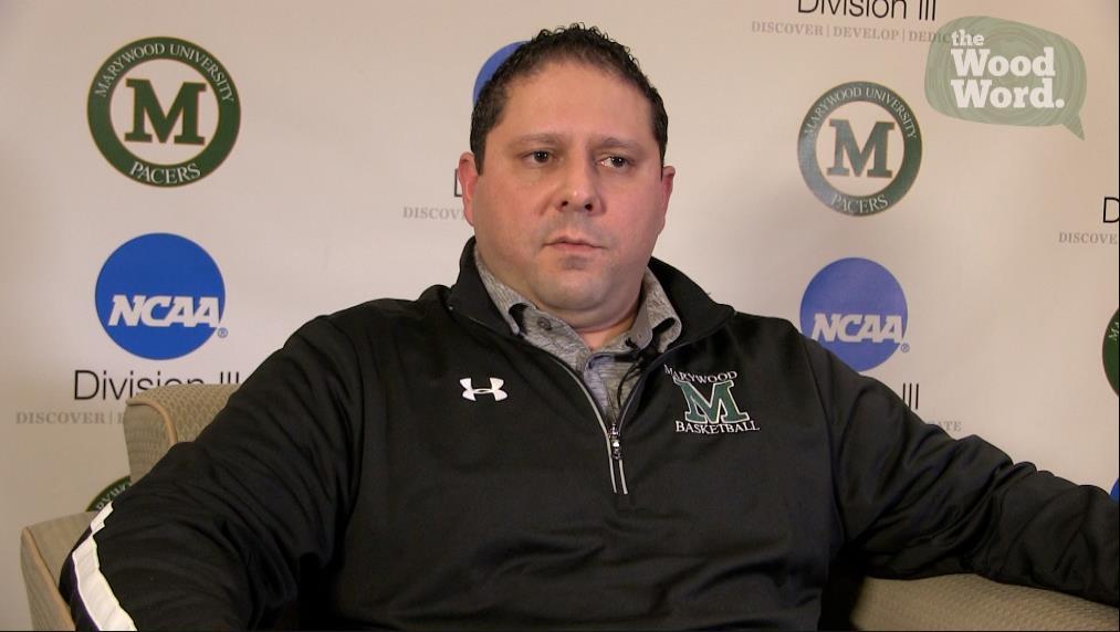 Enrico Mastroianni reflects on his second season as men's basketball coach.