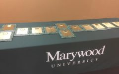 Marywood SALD hosts first leadership awards ceremony