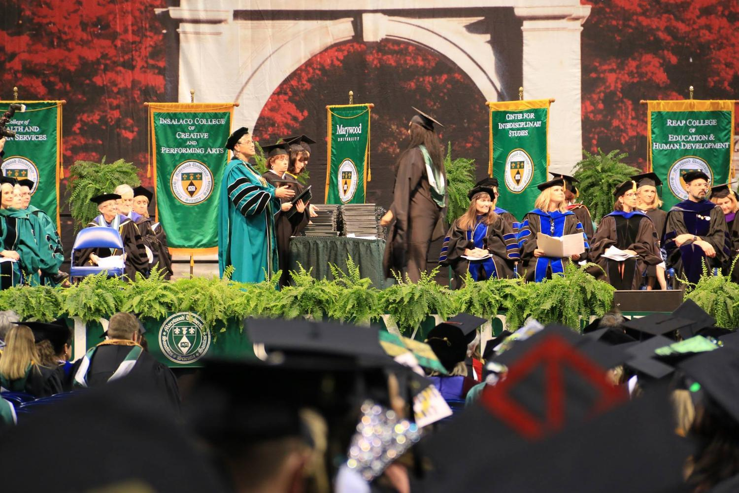 Marywood+confers+938+degrees+at+99th+commencement