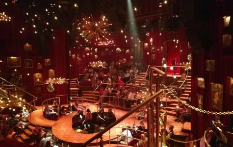 "Broadway Review: ""Natasha, Pierre and The Great Comet of 1812"""