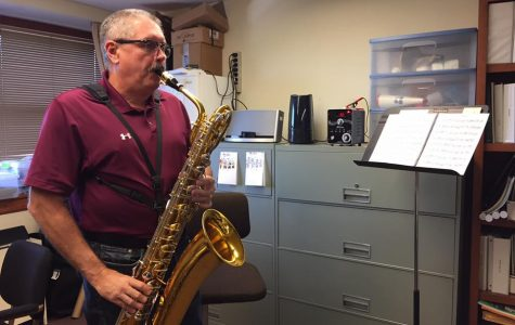 NEWS BRIEF: Band Director Fred Romines to present at national convention